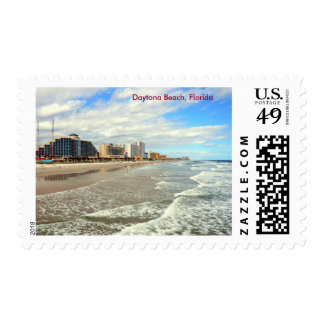 Daytona Beach, Florida Postage