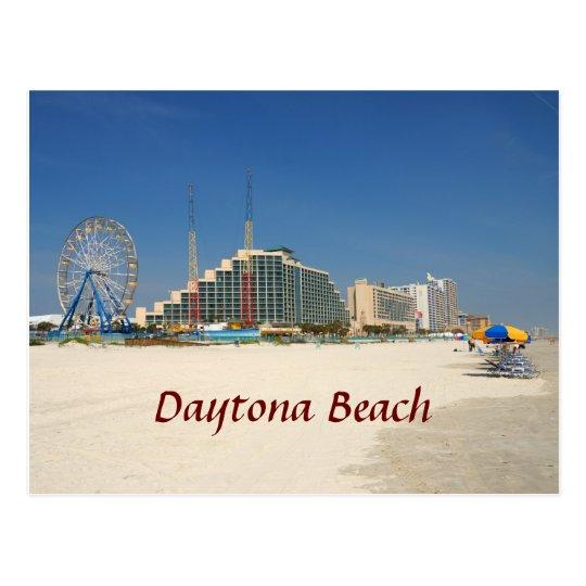 Daytona Beach Florida Postcard