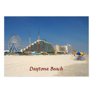 daytona beach florida usa large business card
