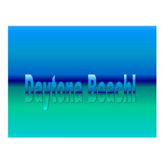 Daytona Beach Gifts Postcard