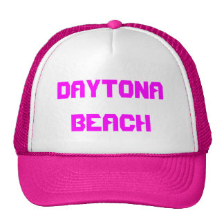 DAYTONA BEACH MESH HATS