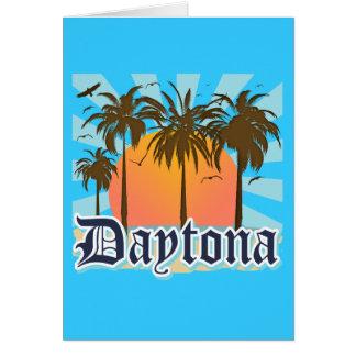 Daytona Beach la Florida los E.E.U.U. Tarjetas
