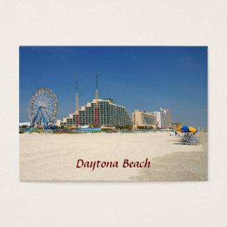 Daytona Beach la Florida los E.E.U.U. Tarjetas De Visita Grandes