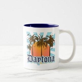 Daytona Beach la Florida los E.E.U.U. Tazas