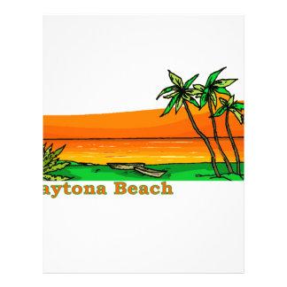 Daytona Beach Letterhead Design