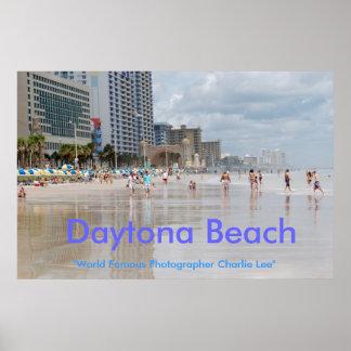 "Daytona Beach, ""mundo Famou… Póster"