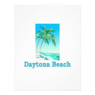 Daytona Beach Personalized Letterhead