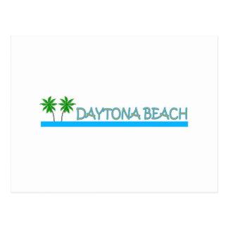 Daytona Beach Postcard