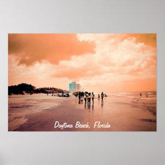 Daytona Beach Poster