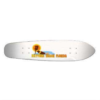 Daytona Beach. Skateboard