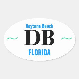 DAYTONA BEACH stickers (4)