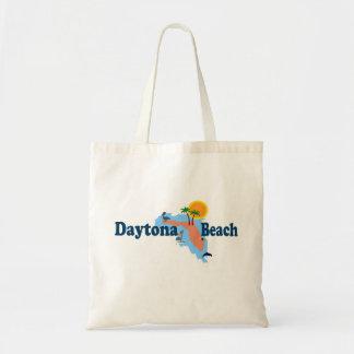 Daytona Beach. Tote Bag