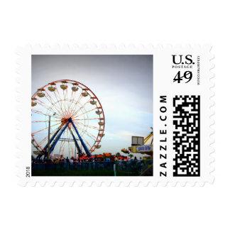 Daytona Boardwak Stamp
