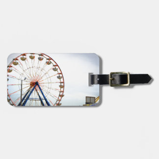 Daytona Boardwalk Luggage Tag