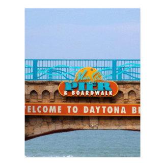 Daytona Customized Letterhead