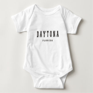 Daytona Florida Baby Bodysuit