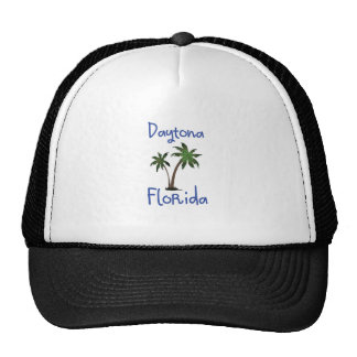 Daytona Florida Trucker Hat