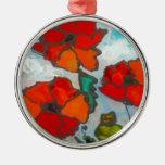 Daytona Flowers Ornament