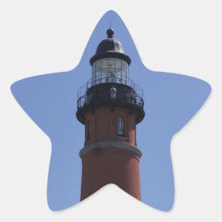 Daytona Landmark Star Sticker