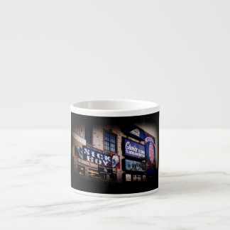 Daytona Main Street 6 Oz Ceramic Espresso Cup