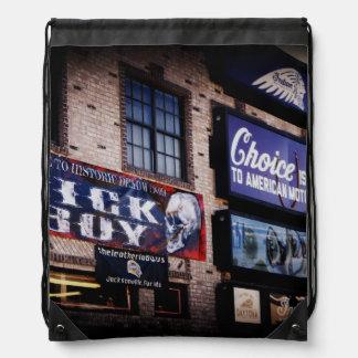 Daytona Main Street Cinch Bags