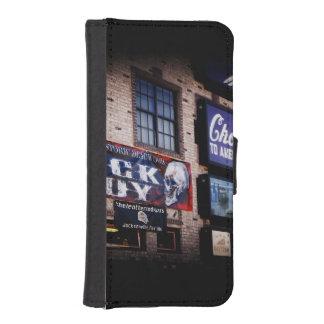 Daytona Main Street iPhone 5 Wallet Case