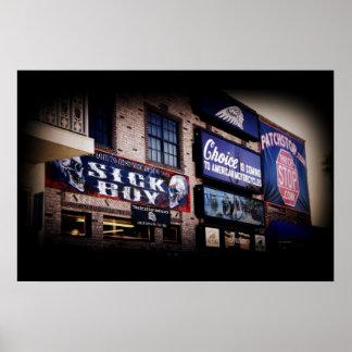 Daytona Main Street Poster