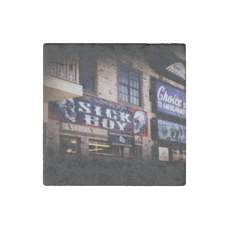 Daytona Main Street Stone Magnet