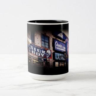 Daytona Main Street Two-Tone Coffee Mug