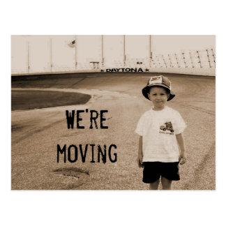 Daytona Moving Postcards