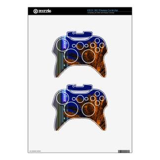 Daytona Palm Xbox 360 Controller Skin