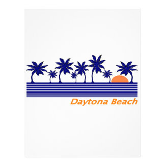 Daytone Beach Custom Letterhead