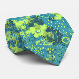 Daytrip Floral Vintage Two-sided Tie
