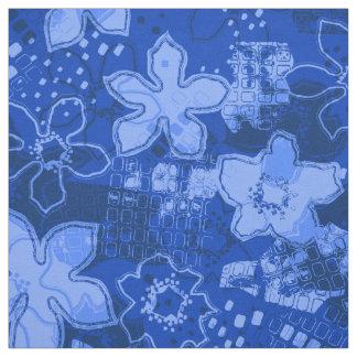 Daytrip Retro Psychedelic Floral Fabric