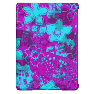 Daytrip Vintage Psychedelic Floral Case For iPad Air