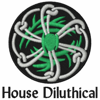 Daywalker Alliance: House Diluthical Sweatshirts