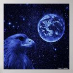 Dayz azul poster