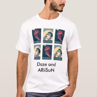 Daze and ARiiSuN T-Shirt