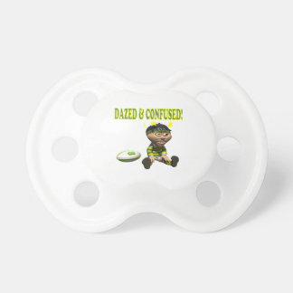 Dazed And Confused Baby Pacifiers
