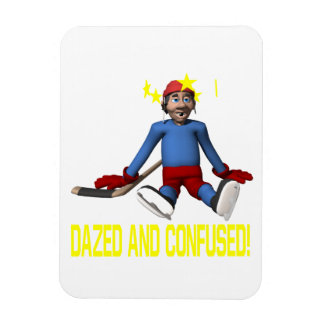 Dazed And Confused Magnet