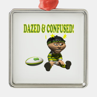Dazed And Confused Christmas Tree Ornaments
