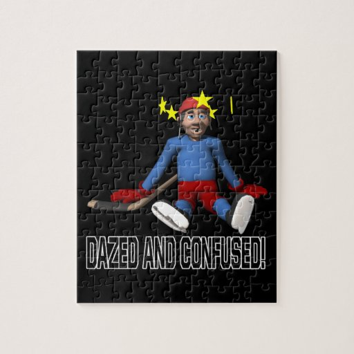 Dazed And Confused Puzzles