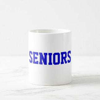 "Dazed and Confused ""SENIORS"" Coffee Mug"