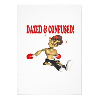 Dazed Confused Card