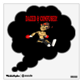 Dazed & Confused Wall Decal