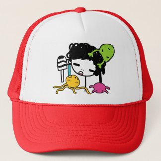 DazedFilled Trucker Hat