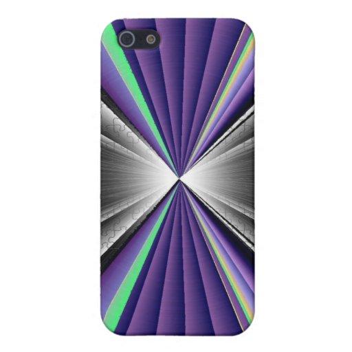 Dazzel coloreó la cubierta del caso del iPhone de  iPhone 5 Carcasas