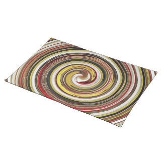 dazzle american mojo placemat cloth placemat