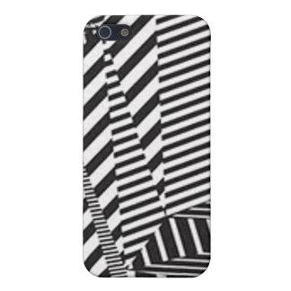 Dazzle Camo Iphone 4 iPhone 5/5S Cases