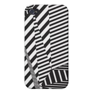 Dazzle Camo Iphone 4 iPhone 4 Cases